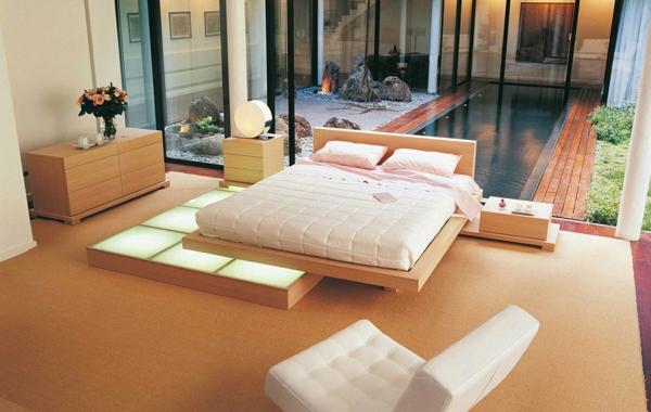 Le lit roche bobois est un meuble joli et original - Comment accrocher une tete de lit ...