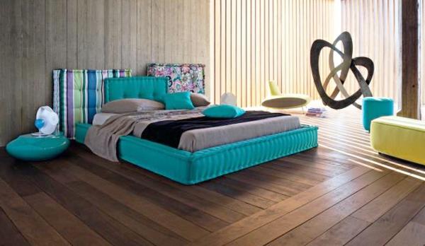 le lit roche bobois est un meuble joli et original. Black Bedroom Furniture Sets. Home Design Ideas