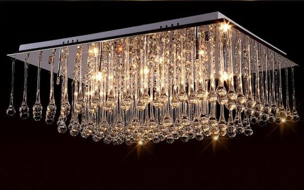 le lustre led la f rie de la lumi re nouvelle. Black Bedroom Furniture Sets. Home Design Ideas