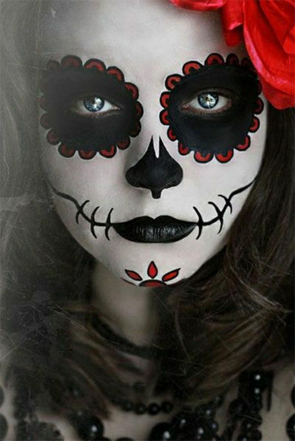 maquilage-de-Halloween