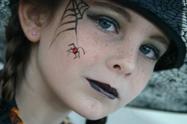 Comment Faire Un Maquillage De Sorci Re De Halloween