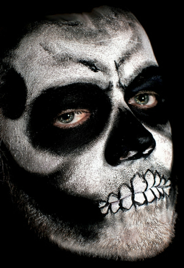 maquillage-homme-halloween