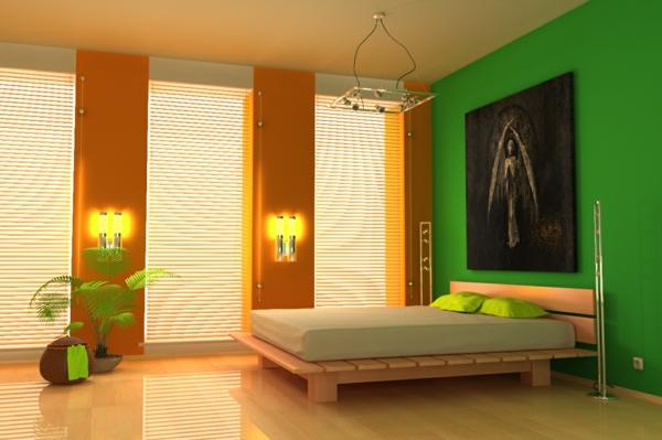 matelas-futon-et-un-intérieur-exceptionnel