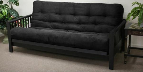 matelas-futon-noir