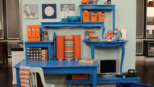 meuble-bibliotheque-d'enfant-en-bleu