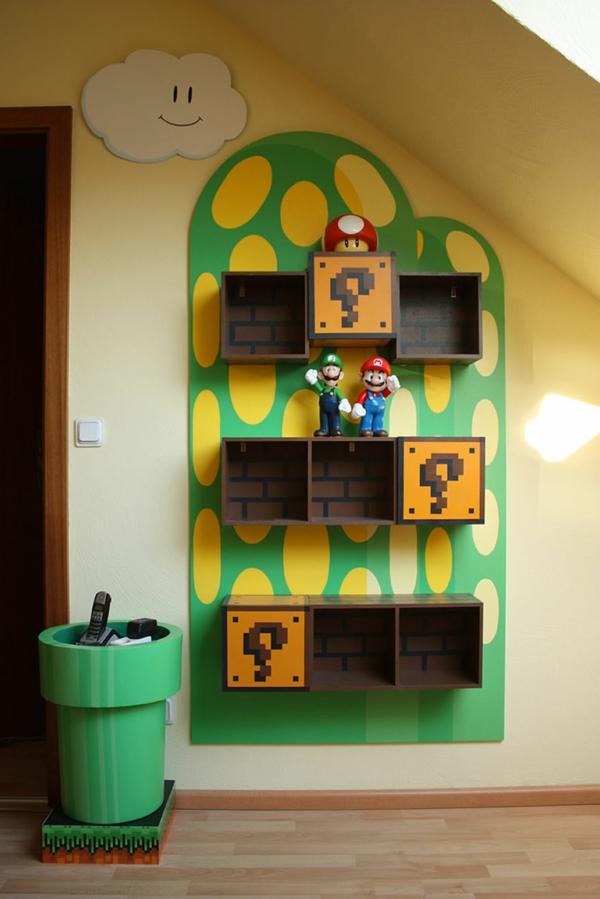 meuble-bibliotheque-d'enfant