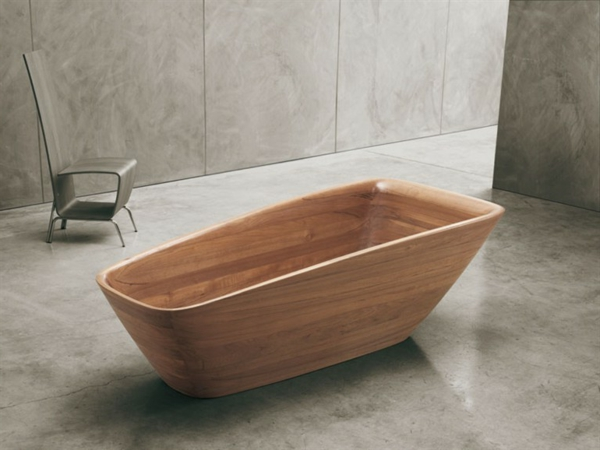 meuble-de-salle-de-bains-en-teck-baignoire-en-bois