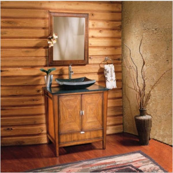 meuble-de-salle-de-bains-en-teck-intérieur-chaleureux
