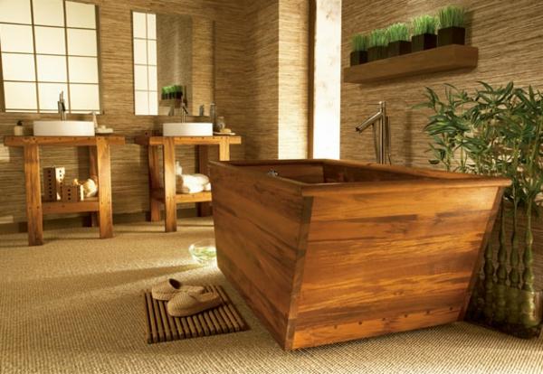 meuble-de-salle-de-bains-en-teck-intérieur-exceptionnel