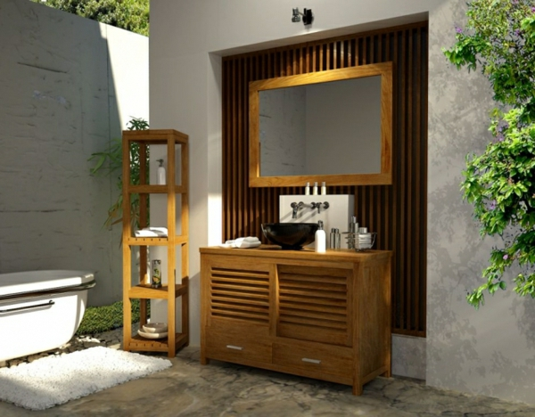 meuble salle de bain original maison design. Black Bedroom Furniture Sets. Home Design Ideas