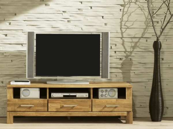 Meuble Tv Haut Bois : Meuble-tv-bois-meuble-tv-en-bois