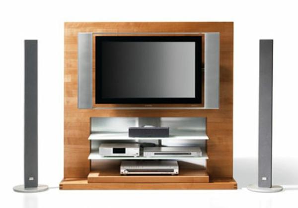 Meuble Tv Bois Rose : Espère Que Vous Avez Bien Aimés Nos Idées Pou R Meuble Tv En Bois