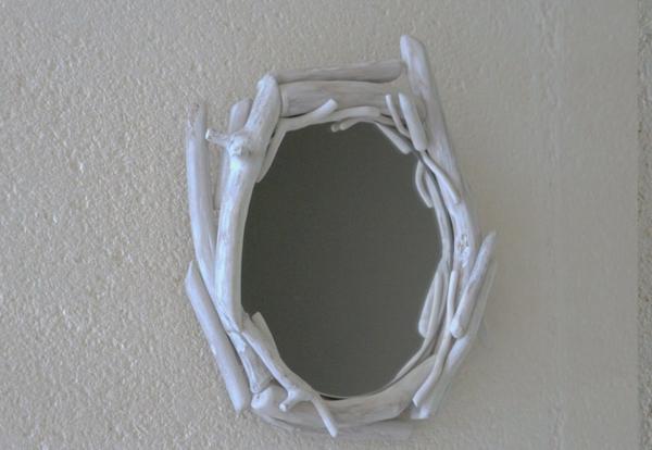miroir-à-bois-flotté-encadrement-blanc-joli