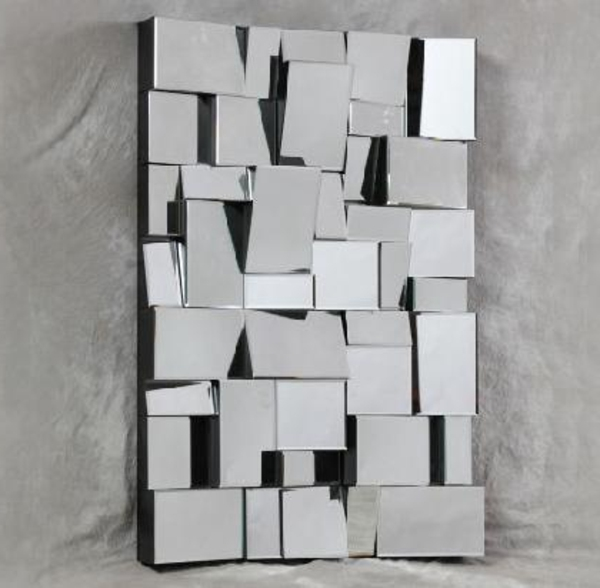 Les miroirs d coratifs sont une jolie d cision pour la for Miroirs rectangulaires design