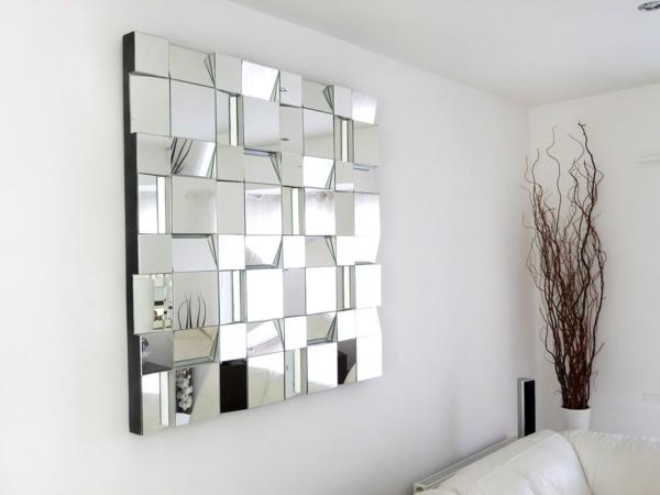 Les miroirs d coratifs sont une jolie d cision pour la for Miroir decoratif pour salon