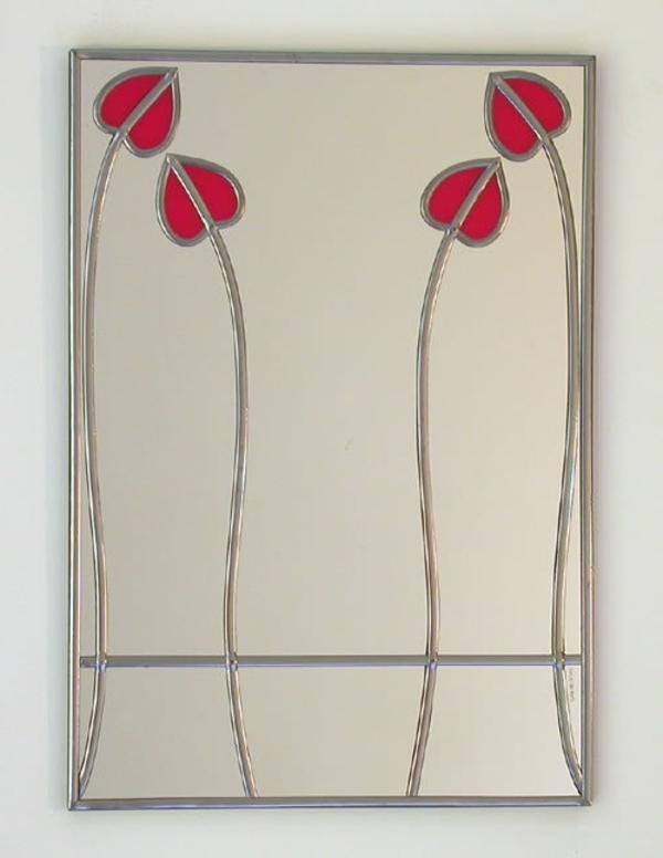 Les miroirs d coratifs sont une jolie d cision pour la for Miroir decoratif