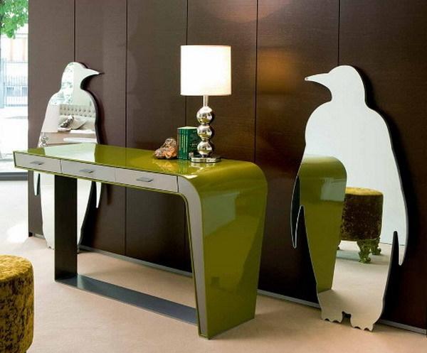 miroirs-décoratifs-pinguins
