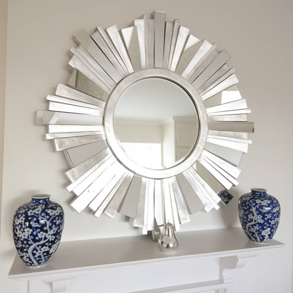 miroirs d coratifs. Black Bedroom Furniture Sets. Home Design Ideas