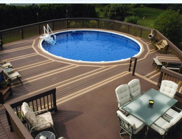 moderne-rond-piscine-hors-sol-en-bois