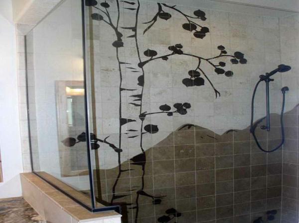 Le carrelage mural de salle de bain for Carrelage japonais
