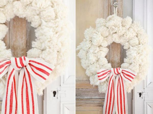 original-décoration-en-blanc-pour-la-porte