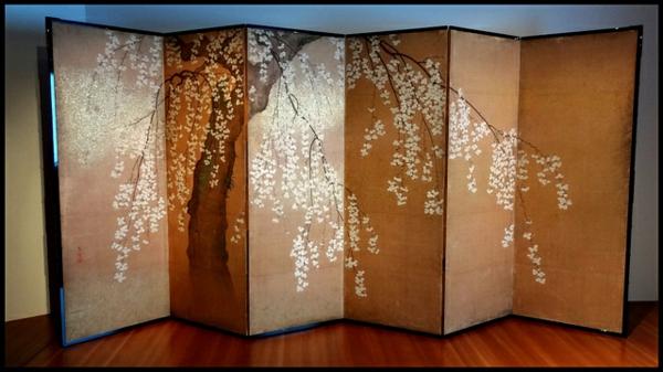 un paravent japonais id e fra che. Black Bedroom Furniture Sets. Home Design Ideas