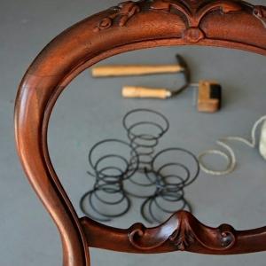 Le tapissier d'ameublement - vieille et moderne métier I