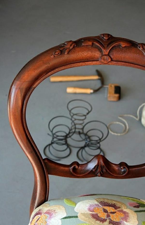★ Le tapissier d'ameublement – vieille et moderne métier I