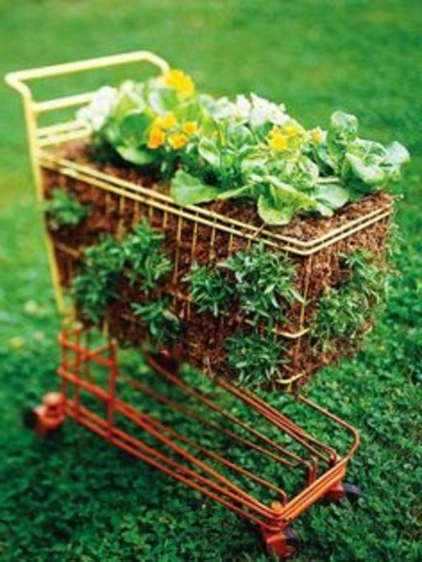 panier-idée-déco-de-jardin