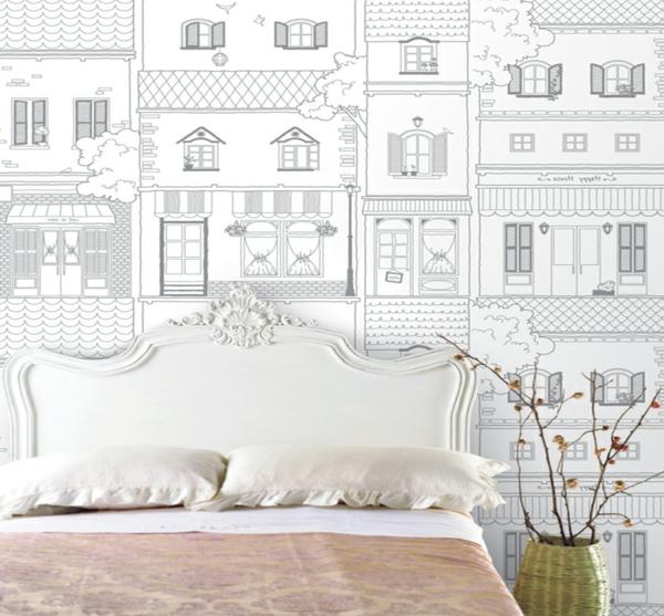 papier-peint-adhésif-décoration-murale-originale