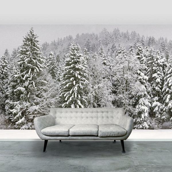 papier-peint-adhésif-paysage-hivernal