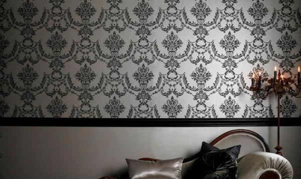 papier-peint-baroque-stylé