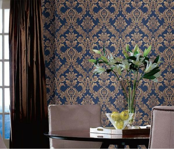 papier-peint-baroque-vintage