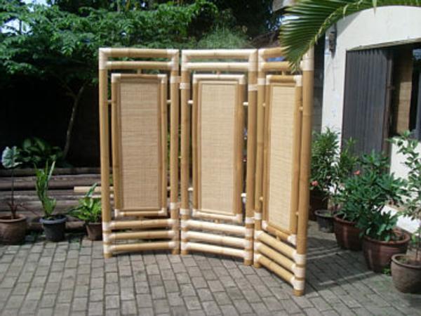 paravent-de-bambou-claire