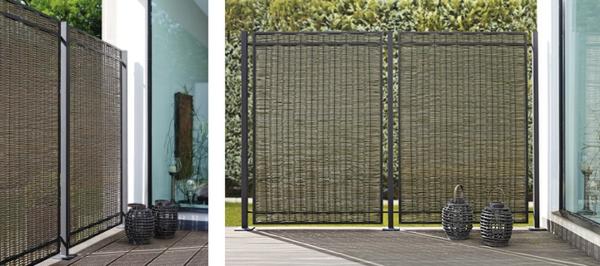 le paravent ext rieur pour votre confort. Black Bedroom Furniture Sets. Home Design Ideas