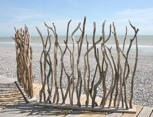 Le paravent ext rieur pour votre confort for Decoration exterieur bois flotte