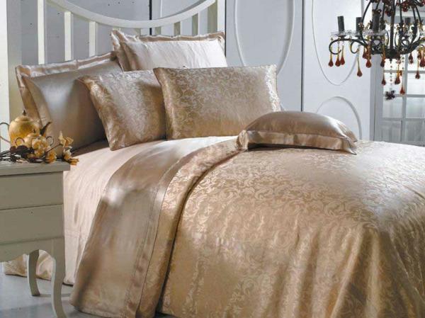 La parure de lit satin   luxe et confort   Archzine.fr