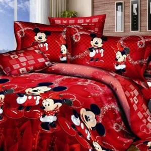La parure de lit mickey - une joie pour vous et vos enfants