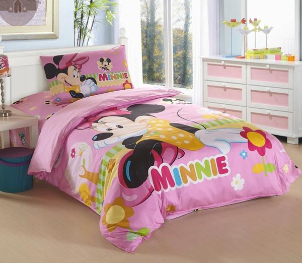 La parure de lit mickey une joie pour vous et vos enfants - Parure de lit mickey et minnie adulte ...