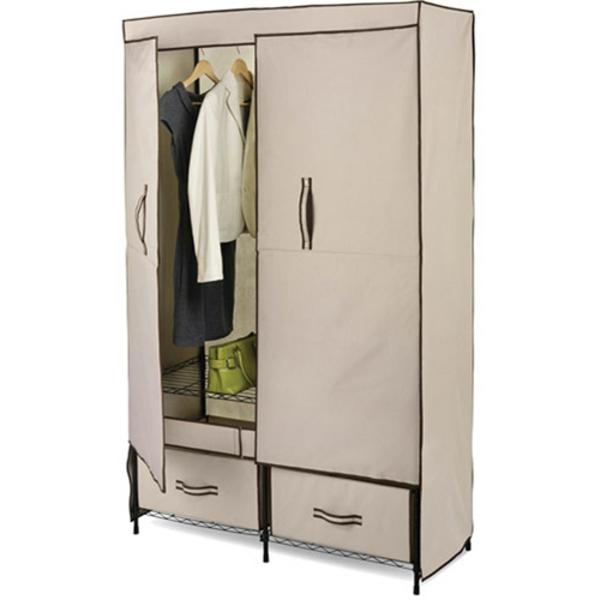 la penderie en tissu. Black Bedroom Furniture Sets. Home Design Ideas
