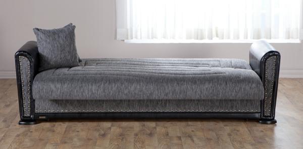 petit-canape-convertible-en-gris-et-élégant