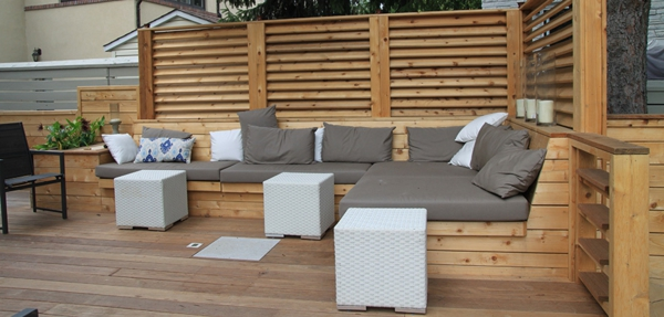 rouvez les terrasses minimaliste de vos r ve. Black Bedroom Furniture Sets. Home Design Ideas
