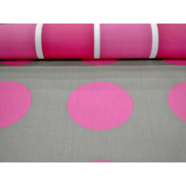 pois-chics-taupe-rose-nappe-enduite