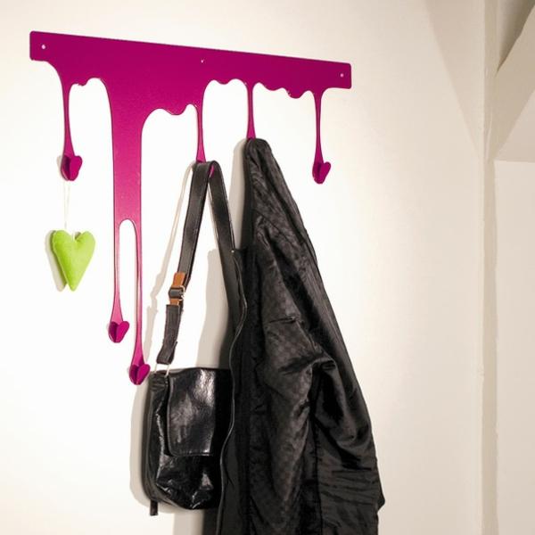 porte-manteau-mural-design-créatif