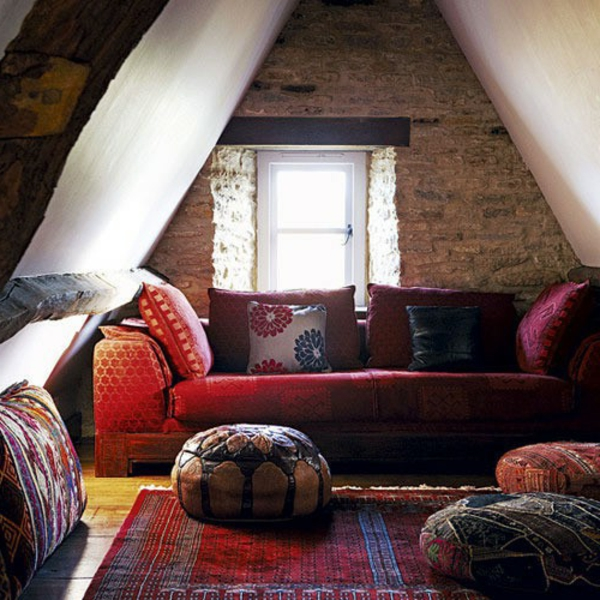 pouf-marocain-atmosphère-magique