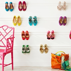 Le range chaussures mural - designs modernes