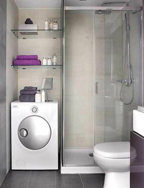 rangement-de-salle-de-bains-étagères-en-verre