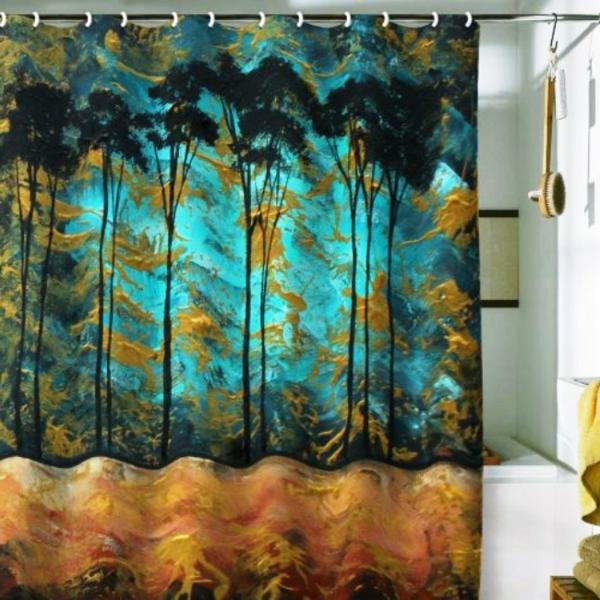 rideau-de-douche-original-en-turquoise