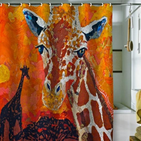 rideau-de-douche-original-les-girafes
