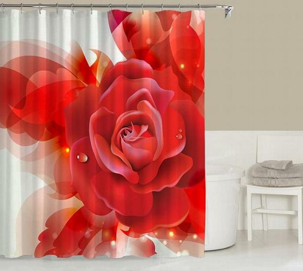 rideau-de-douche-original-une-rose
